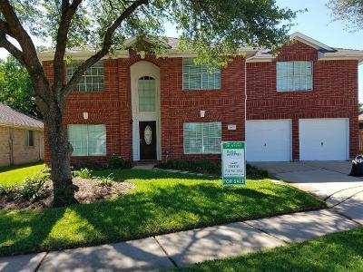 Rosenberg Single Family Home For Sale: 1406 Caslyn Drive