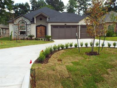Montgomery Single Family Home For Sale: 12613 Walden Road