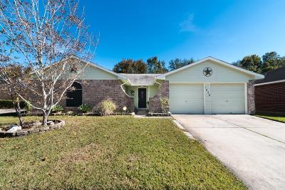 Channelview Single Family Home For Sale: 1438 Littleport Lane