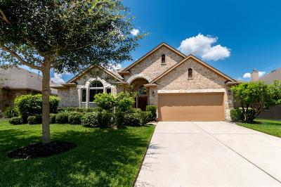 Humble TX Single Family Home For Sale: $291,655