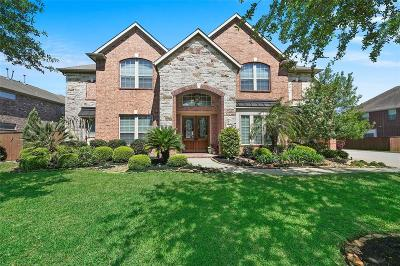 Friendswood Single Family Home For Sale: 311 Northcliff Ridge Lane