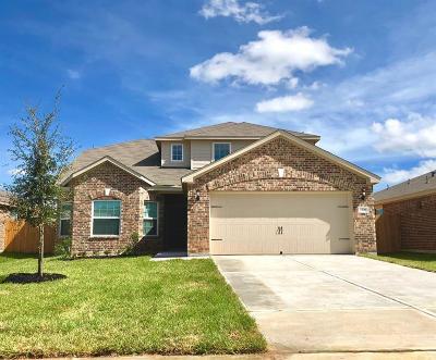 Texas City Single Family Home For Sale: 2306 Regatta Lane