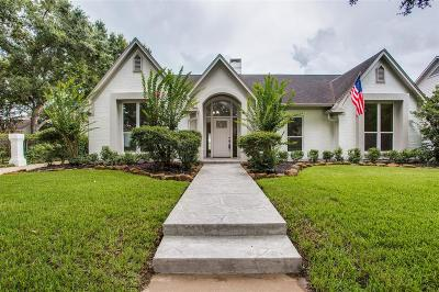 Sugar Land Single Family Home For Sale: 3719 Springhill Lane