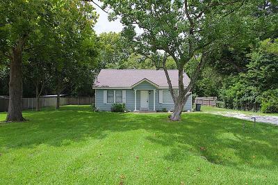 League City Single Family Home For Sale: 813 S Illinois Avenue