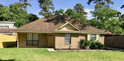 Channelview Single Family Home For Sale: 17039 Water Oak Drive