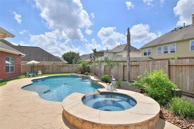 Katy Single Family Home For Sale: 26619 Boulder Cove Court