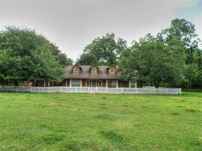 Missouri City Single Family Home For Sale: 4486 Watts Plantation