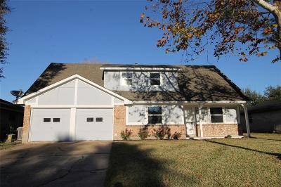 Houston Single Family Home For Sale: 11115 Sageburrow Drive