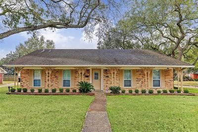 Houston Single Family Home For Sale: 6031 Cerritos Drive