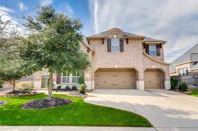 Fulshear Single Family Home For Sale: 5314 Kenton Place Lane