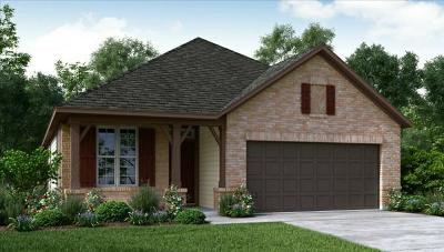 Conroe Single Family Home For Sale: 3018 Glenpoint Lane