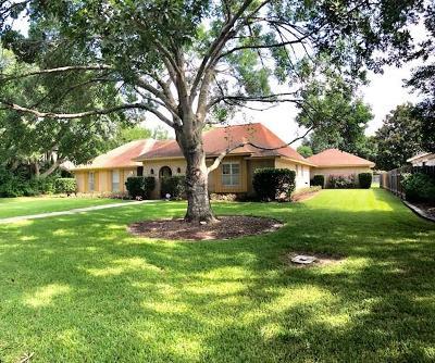 Rosenberg Single Family Home For Sale: 2507 Live Oak Drive