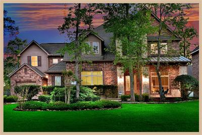 The Woodlands Single Family Home For Sale: 27 Player Oaks Place