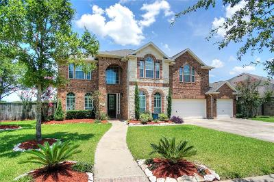 Katy Single Family Home For Sale: 2130 Linden Rock Drive