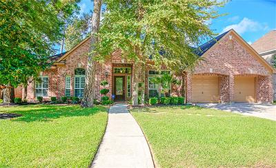 Conroe Single Family Home For Sale: 1613 Cafe Dumonde