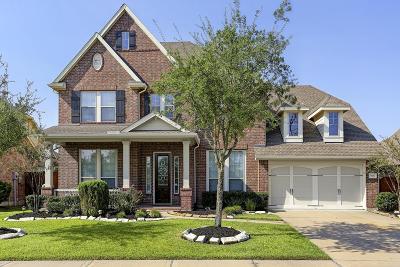 Cypress Single Family Home For Sale: 19610 S San Gabriel River Circle