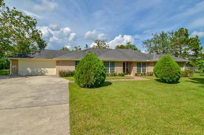Missouri City Single Family Home For Sale: 2106 Lucy Lane