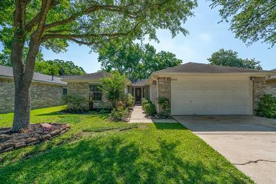 Houston TX Single Family Home For Sale: $150,000