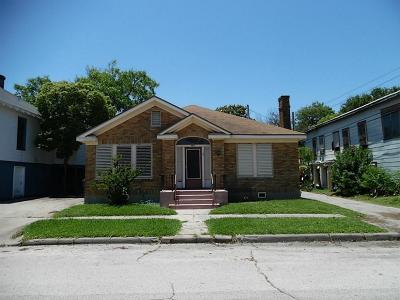 Single Family Home For Sale: 1815 39th Street