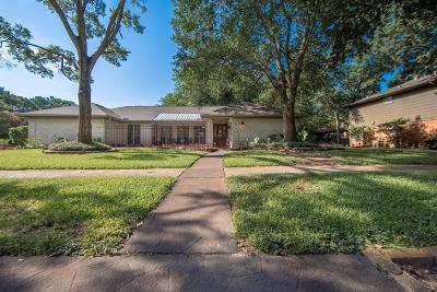 Single Family Home For Sale: 16446 Shady Elms Drive