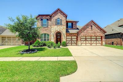 Single Family Home For Sale: 4419 Pine Hollow Trace
