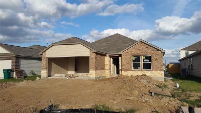 Katy Single Family Home For Sale: 5418 Louie Lane