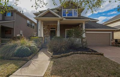 Cypress Single Family Home For Sale: 13615 Indigo Spires Drive