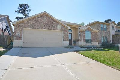 Conroe TX Single Family Home For Sale: $263,500