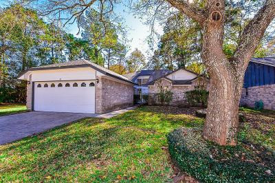 Spring Single Family Home For Sale: 80 Timberspire Lane