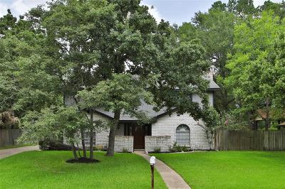Cypress Single Family Home For Sale: 14806 Mystic Bend Drive