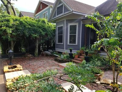 Houston Single Family Home For Sale: 945 Rutland Street