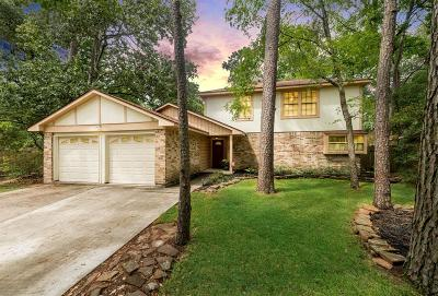 The Woodlands Single Family Home For Sale: 6 Deerfoot Court