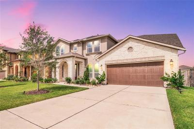 Pearland Single Family Home For Sale: 2518 Scarlett Trace