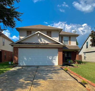 Channelview Single Family Home For Sale: 15141 Elstree Drive