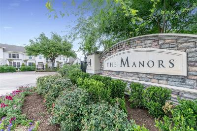 Missouri City Condo/Townhouse For Sale: 4303 Stonebrook Lane NE