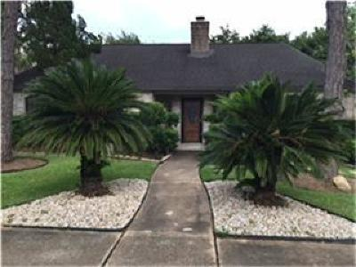 Houston Single Family Home For Sale: 8723 Chelsworth Drive