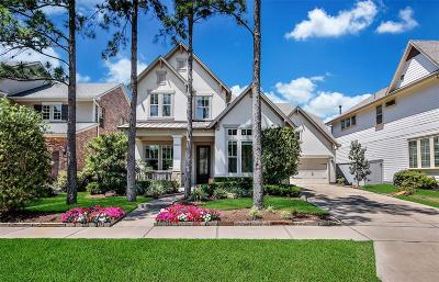 The Woodlands Single Family Home For Sale: 230 Rockwell Park Boulevard