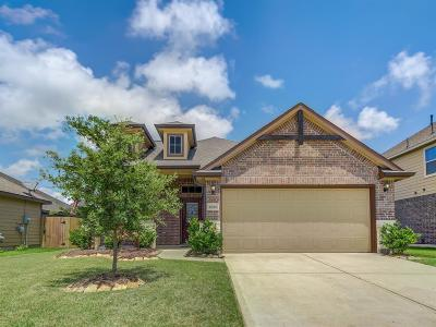 Baytown Single Family Home For Sale: 6518 Hunters Creek Lane