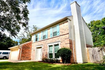 Sugar Land Single Family Home For Sale: 3411 Hidden Creek Drive
