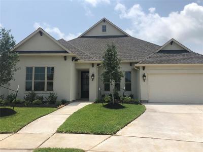 League City Single Family Home For Sale: 3102 Iris Knoll