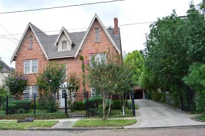 Houston Multi Family Home For Sale: 1528 Maryland Street