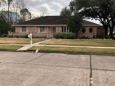 Friendswood Single Family Home For Sale: 515 Brandywyne Drive