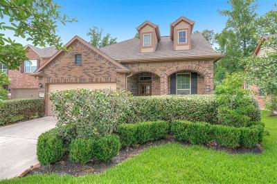 The Woodlands Single Family Home For Sale: 118 Wood Drake Place