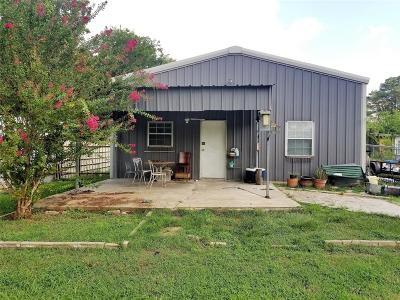 Houston Single Family Home For Sale: 1236 Bland Street