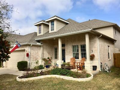 Katy Single Family Home For Sale: 3543 Heartland Key Lane