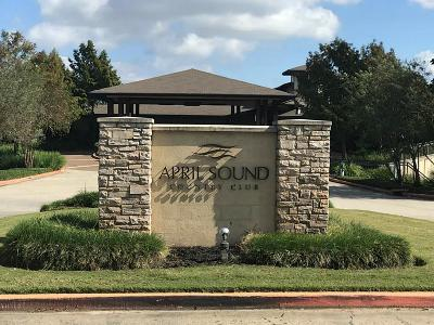 Conroe Condo/Townhouse For Sale: 30 April Point Drive #30