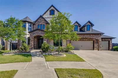 Fulshear Single Family Home For Sale: 27706 Utopia Canyon