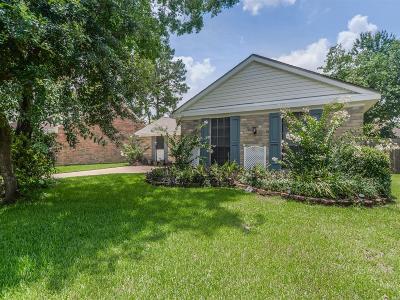 Houston TX Single Family Home For Sale: $159,000