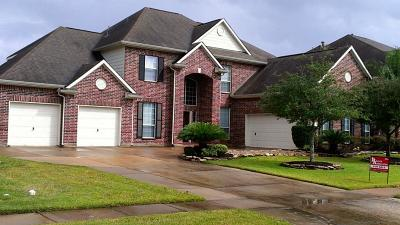 Friendswood Single Family Home For Sale: 3214 Duchess Park Lane