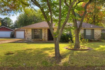 Stafford Single Family Home Pending: 12815 Linda Street